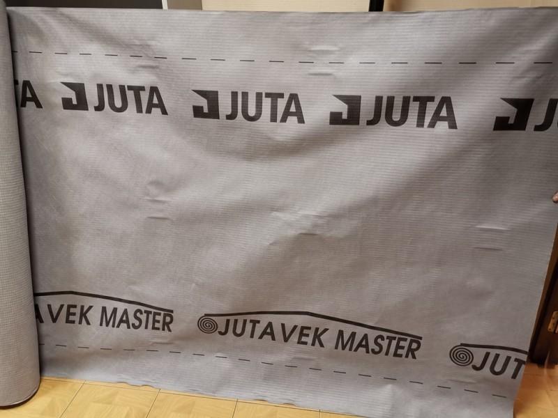 Подкровельная супердиффузионная мембрана Ютавек МАСТЕР