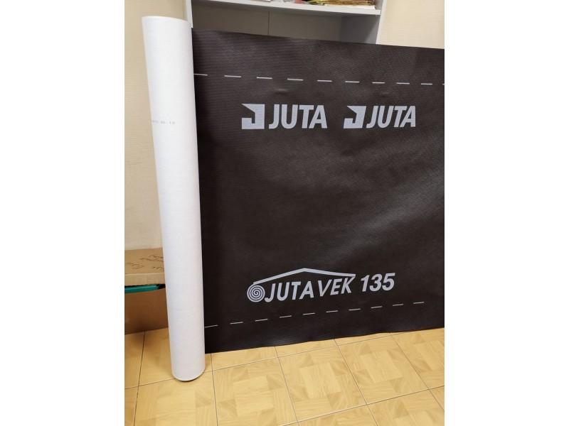 Подкровельная супердиффузионная мембрана Ютавек 135