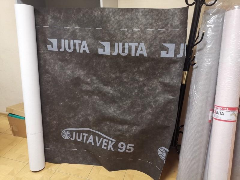 Ветрозащитная мембрана для стен Ютавек 95